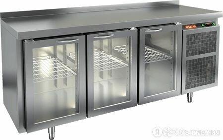 Стол c охл.шкафом со стекл.двер. Hicold GNG 111/HT по цене 89690₽ - Оборудование и мебель для медучреждений, фото 0