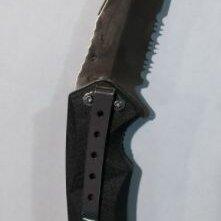 Ножи и мультитулы - F617 Нож складной «Firebird by Ganzo» с клипсой, дл.клинка 80 мм, сталь 440С, цв, 0