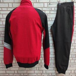 Спортивные костюмы - Спортивный костюм красный Puma BMW Motorsport, 0