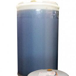 Химические средства - Антифриз концентрированный синий GULF Antifreeze (200л), 0