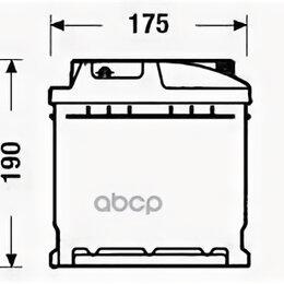 Аккумуляторы и комплектующие - Аккумуляторная Батарея 90ah Deta Standard 12 V 90 Ah 720 A Etn 0(R+) B13 353x..., 0