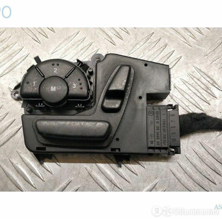 Переключатель управления сиденья левый на MERCEDES W164 по цене 3500₽ - Электрика и свет, фото 0