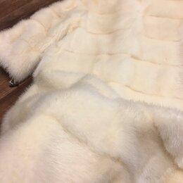 Шубы - Норковая шуба 40-44/90 см, 0