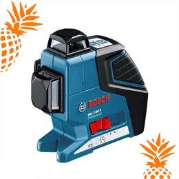 Измерительные инструменты и приборы - Лазерный уровень BOSCH GLL 3-80 Professional , 0