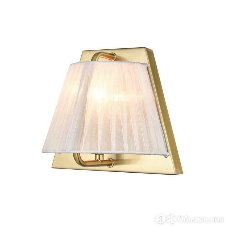 Бра Vele Luce Isabella VL4254W01 по цене 6500₽ - Бра и настенные светильники, фото 0