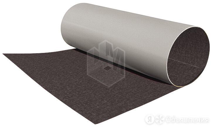 Гладкий лист рулонной стали RAL8019 Горький Шоколад HGM ш1.25 т0.50мм Корея по цене 1583₽ - Кровля и водосток, фото 0