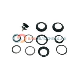 Подвеска и рулевое управление  - Рулевая колонка Neco 142, 1-1\8, сталь, черный, Neco142, 0