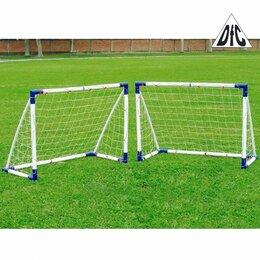 Аксессуары и принадлежности - Ворота игровые DFC 4ft х 2 Portable Soccer, 0