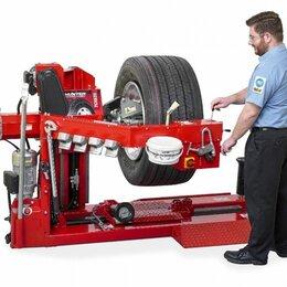 Шиномонтажный станок - Шиномонтажный станок Hunter TCX635-4-3-5, грузовой, автоматический, 220В, 0