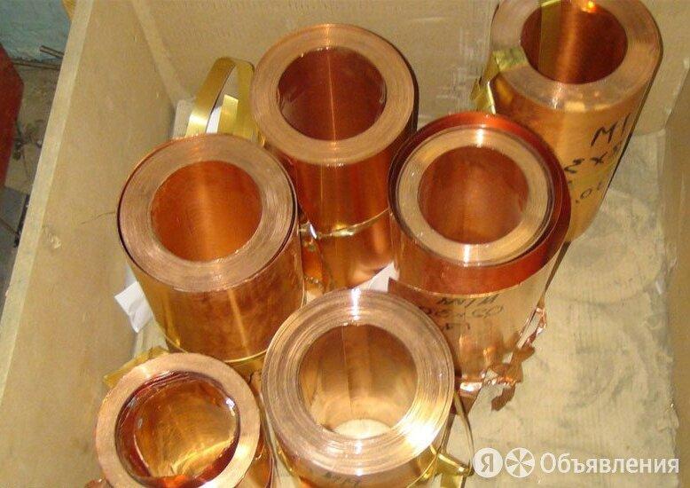Лента медная 0.3х300 М1М ГОСТ 1173-2006 по цене 561₽ - Металлопрокат, фото 0