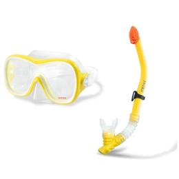 Маски и трубки - Набор детский маска,трубка Intex 55647 (от 8 лет), 0