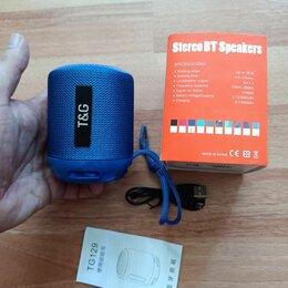Портативная акустика - Bluetooth колонка TG-129, 0