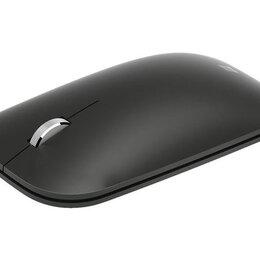 Мыши - Мышь беспроводная microsoft bluetooth mobile modern ktf-00012 black, 0