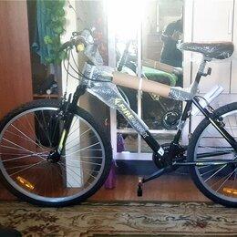Велосипеды - Велосипед горный новый 21.07. 2021 Fairmark Ozone 26 колеса 18 скоростей , 0