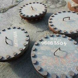 Производственно-техническое оборудование - Патрубок с флан. заглушкой э.1/09 , 0