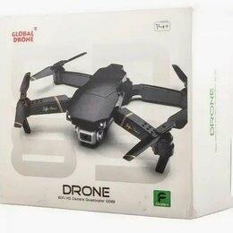 Квадрокоптеры - Квадрокоптер (дрон) Global Drone gd89, 0