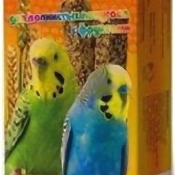 Корма - Верные Друзья лакомство для волнистых попугаев Фрукты (2шт)*15, 0