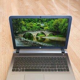 """Ноутбуки - Ноутбук для работы HP pavilion 15.6"""" 1920x108, 0"""