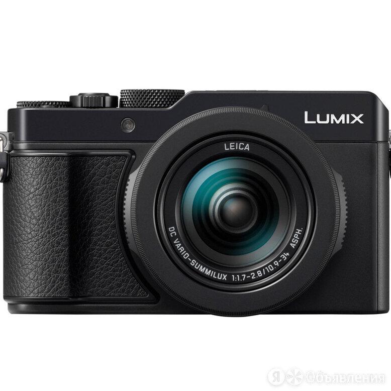 Компактный фотоаппарат Panasonic Lumix DC-LX100M2 по цене 79990₽ - Экшн-камеры, фото 0