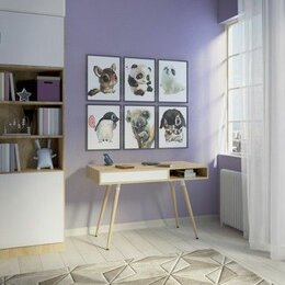 """Столы и столики - Письменный стол """"Смарт 1"""", 0"""
