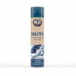 Чистящие принадлежности - NUTA 600 мл. Спрей. Очиститель стекол, 0