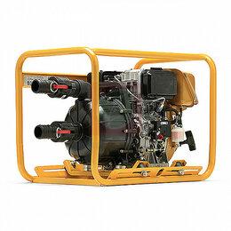 Мотопомпы - Мотопомпа бензиновая Caiman (Кайман) P52EX, 0