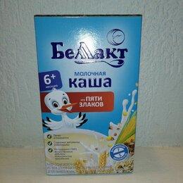 Детское питание - Каша беллакт молочная мультизлаковая (с 6 месяцев) 207 г, 0