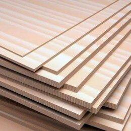 Древесно-плитные материалы - Фанера березовая 10мм 1525*1525 сорт 2/4 , 0