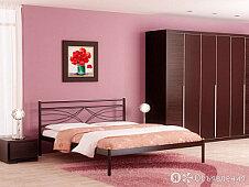 Кровать для спальни ЛегкоМаркет Мираж О по цене 18690₽ - Кровати, фото 0