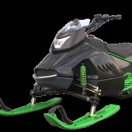 Мото- и электротранспорт - Снегоход Irbis SF150L, 0