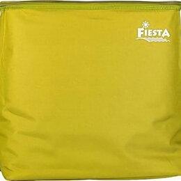 Сумки-холодильники и аксессуары - Сумка изотермическая Fiesta 30л (зеленая ), 0