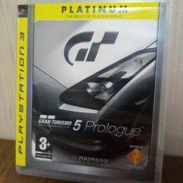 Игры для приставок и ПК - Диск PS3 Gran Turismo 5 б/у, 0