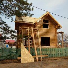 Архитектура, строительство и ремонт - Монтаж строительство деревянных домов бань из бруса бревна и их аналогов , 0