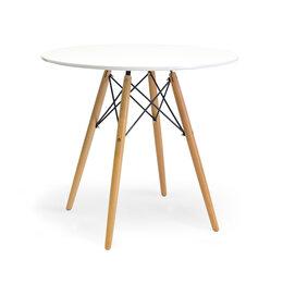 """Столы и столики - Стол """"Eames 80"""" круглый, 0"""