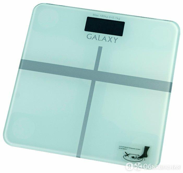 Весы напольные Galaxy GL 4808 по цене 699₽ - Напольные весы, фото 0
