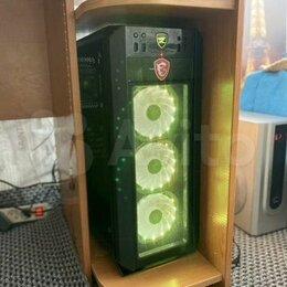 Настольные компьютеры - Игровой компьютер i5 10400f , 0