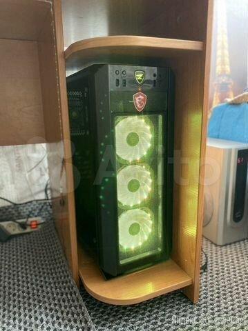 Игровой компьютер i5 10400f  по цене 52000₽ - Настольные компьютеры, фото 0