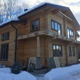Готовые строения - Дом из клееного бруса, 0