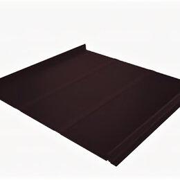Кровля и водосток - Кликфальц Line Grand Line PurLite Matt 0.5 мм RAL 8017 Шоколад, 0