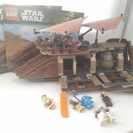 Конструкторы - Конструктор lego star wars 75020 пустынный корабль джаббы, 0