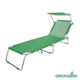 Раскладушки - Кровать раскладушка алюминиеваяGreen GladeМ6184, 0