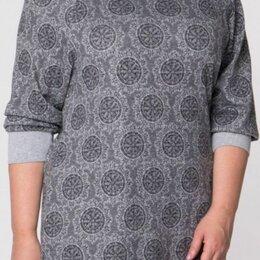 Блузки и кофточки - Туника женская для полных, 0