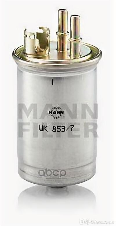 Фильтр Топливный MANN-FILTER арт. WK8537 по цене 525₽ - Двигатель и комплектующие, фото 0