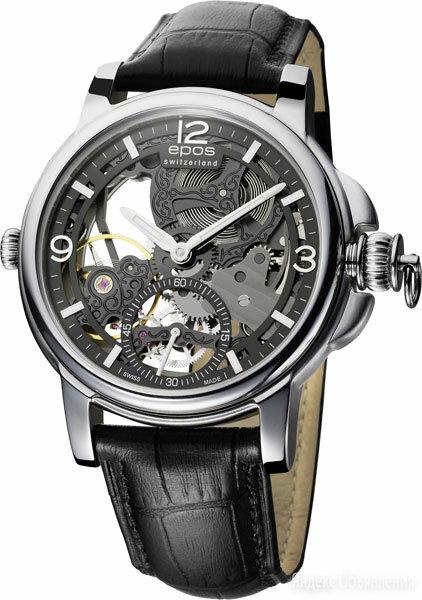 Карманные часы Epos 3429.199.20.55.25 по цене 179900₽ - Карманные часы, фото 0