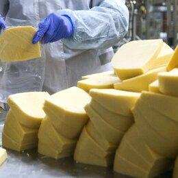Упаковщики - Упаковщик на производство сыра, 0