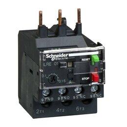 Аксессуары и запчасти - Реле тепл. E14 7-10А для контакторов TeSys E SchE LRE14, 0