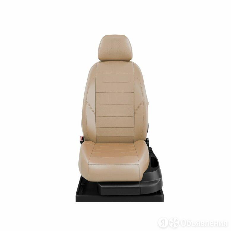 Авточехлы для Volkswagen T-5 с 2009-2015г. фургон 2 места - 1+1 AVTOLIDER1 VW... по цене 4860₽ - Аксессуары для салона, фото 0