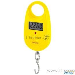 Безмены - Безмен электронный Energy Bez-150 желтый, 0