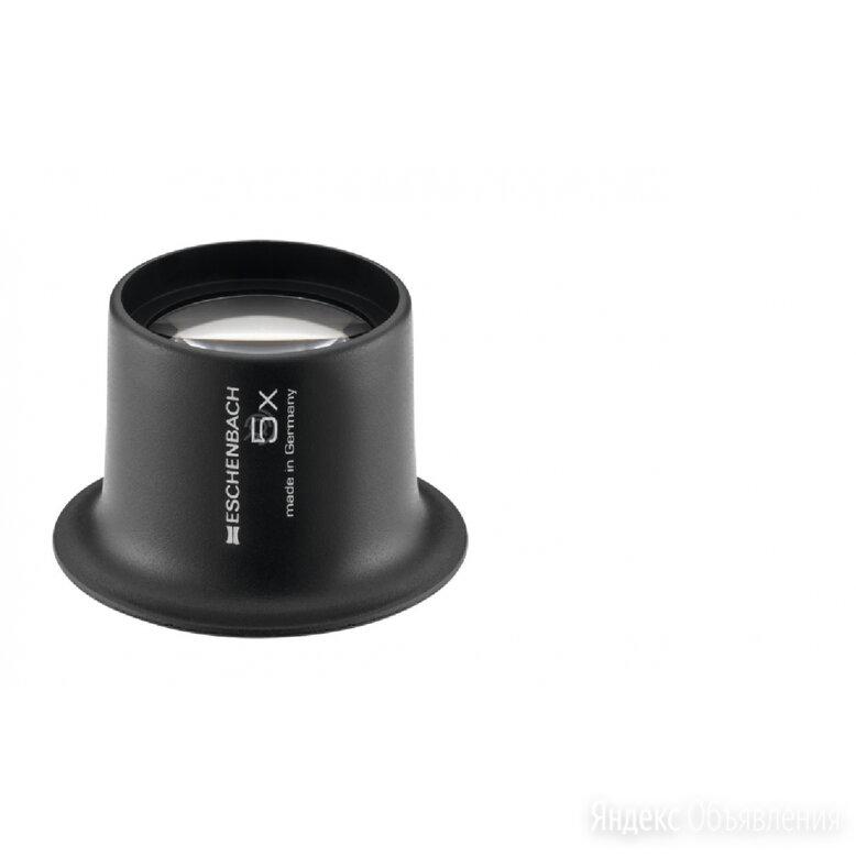 Техническая часовая плосковыпуклая лупа ESCHENBACH 25 мм, 5.0х 20.0 дптр по цене 1192₽ - Настольные лампы и светильники, фото 0