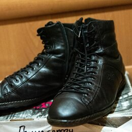 Ботинки - Ботинки мужские зимние, 0